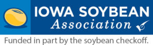 Iowa soybean association. Opens in a new window