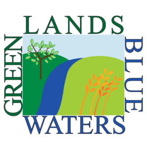 Green Lands Blue Waters logo